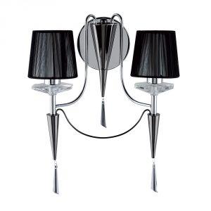 2082-2CC - fali lámpa