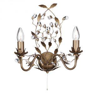 2492-2BR - fali lámpa