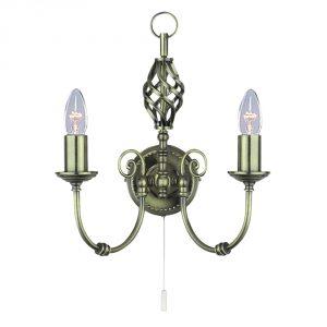 8392-2 - fali lámpa