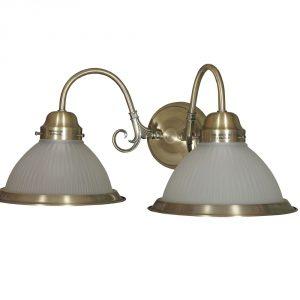 5502 antik - fali lámpa