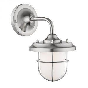 1011-1SS - fali lámpa