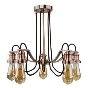 1065-5CU - mennyezeti lámpa
